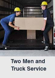 Two Men and Truck Service