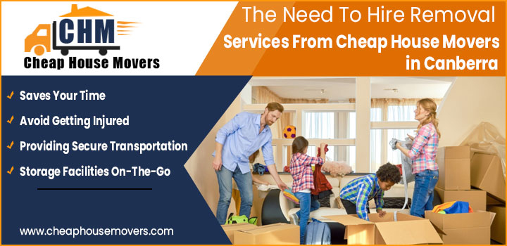 Cheap House Movers Canberra